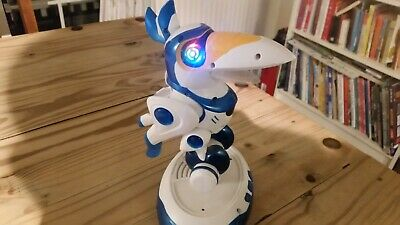 TEKSTA INTERACTIVE TOUCAN with Voice Recognition - Robotic Toy Bird