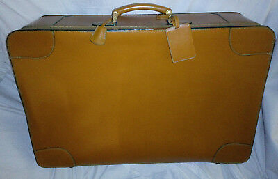 VALEXTRA milano suit case valigia koffer leder pelle leather LUXURY Luggage cuir