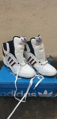 Adidas Vintage Shoes  Phantom Hi Very Rare Deadstock New Bascket High