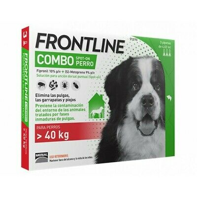 Frontline Combo for Extra Large Dogs - Tick and Flea Spot On treatment