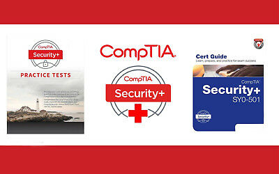CompTIA Security+ Practice Tests PDF: Exam SY0-501 + Cert Guide 4th Edition