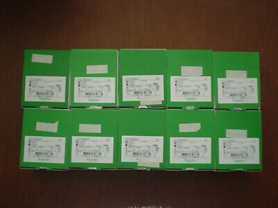 Lot of 10 Schneider Electric LC1D09G7 Contactors