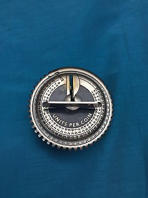 Coin Mechanism Coin Meter Electric. Takes   New £1 Coin.