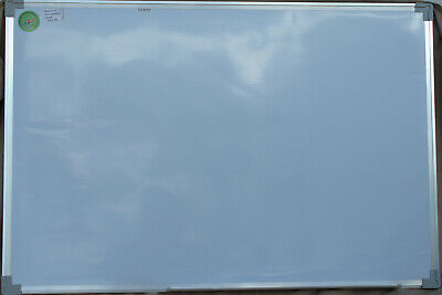 Office School Home Magnetic Whiteboard Dry Wipe Drawing Board White 60cm x 90cm