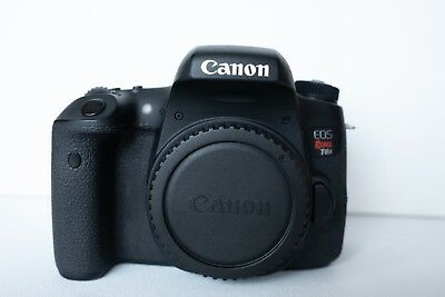 Canon EOS Rebel T6s / EOS D760 24.2MP Digital SLR Camera - Black (Body Only)