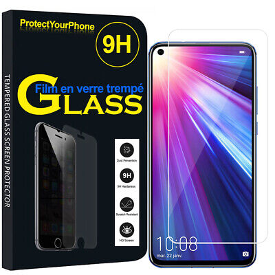 "Vitre Protection Écran Film Verre Trempe Huawei Honor View 20 6.4""/ Honor View20"