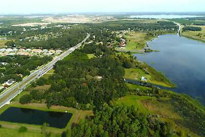 Central Florida Land. 11,761 sq ft. LAKE PLACID. by LAKE/WATER NO RESERVE
