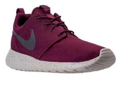 sports shoes 68177 f2d98 MEN'S NIKE ROSHE One SE Running Shoes in Bordeaux 844687 604 -Various sizing