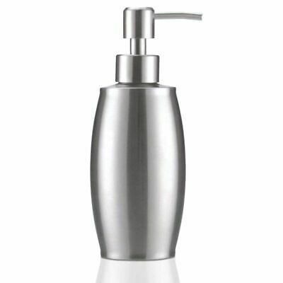 2X(Soap and lotion dispensers 350 ML Stainless Steel Spring Foam Pump (sho K1Z5)