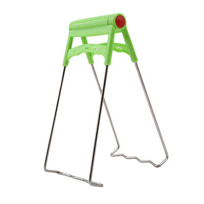 Kitchen Anti-heat Plate Bowl Dish Pot Holder Carrier Clamp Clip Protecter SW