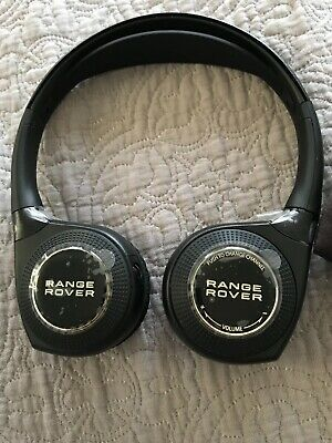 Range Rover Evouqe Bluetooth  headphones