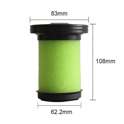 Green Washable Vacuum Cleaner Filter For Gtech Multi Mk2 Cordless Hoover HOT S