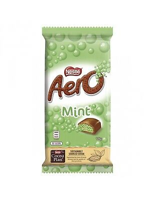 Nestle Aero Peppermint Block 118g x 12