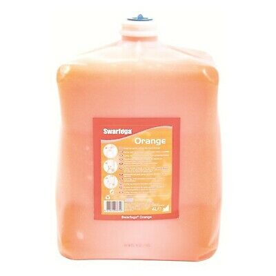 Swarfega Orange Hand Cleaner (SORC4LTR) - 4 Litre Cartridge