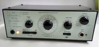 Bruel & Kjaer 1902 Distortion  Measurement   Control  Unit  /U 5980