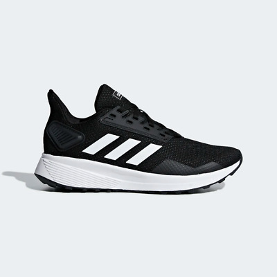 sports shoes e3f5c 76794 ADIDAS DURAMO 9 Scarpe Donna Uomo BB7061 Running Fitness Palestra NERO