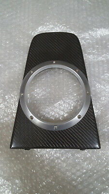 Carbon Schaltkulisse Shifter Surround Gear Trim Bezel Toyota MR2 Turbo SW20 Rev2