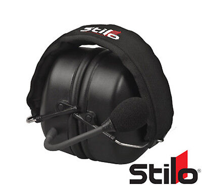 Stilo WRC Des Road Auriculares para / ST-30 Intercoms - de Práctica/ Carreras/