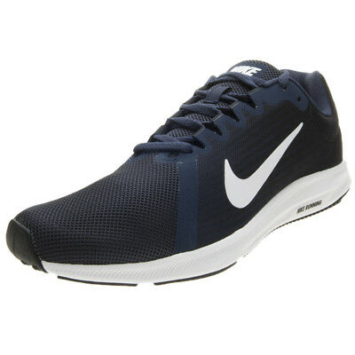 NIKE DOWNSHIFTER 8 BLU Sneakers Corsa Scarpe Uomo Running Fitness ... 1332ee5bcb8