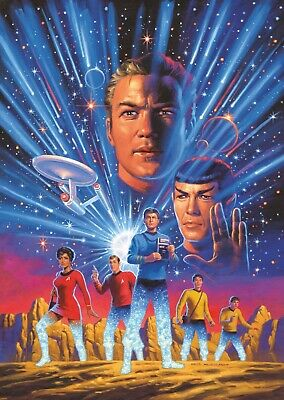 Star Trek Year Five #1 Cover A IDW Comics PREORDER - SHIPS 24/04/19