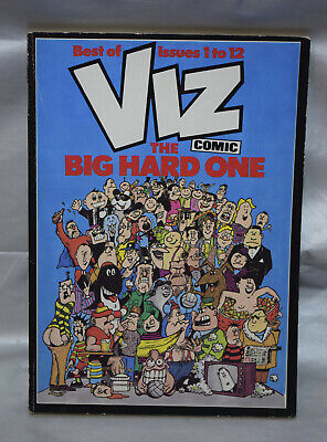 Viz: The Big Hard One, the Best of the First 12 Issues (ISBN 0-86369-195-1)