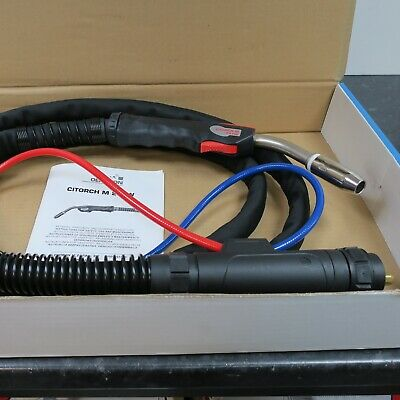 Oerlikon Citorch M 241W x 3 Metre Water Cooled Mig Torch