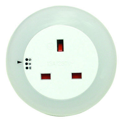 Eagle E304Cd Led Nightlight With Built In 13A Socket