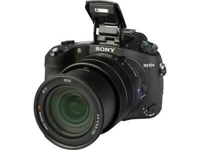 Sony Cyber-shot DSC-RX10 IV Digital Camera #DSCRX10M4/B - AUTHORIZED SONY DEALER
