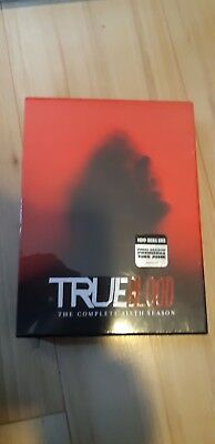 DVD - TRUE Blood - Season 6 - New and Sealed