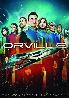 The Orville: The Complete First Season 1 (4-Disc, DVD, 2018) FREE SHIPPING