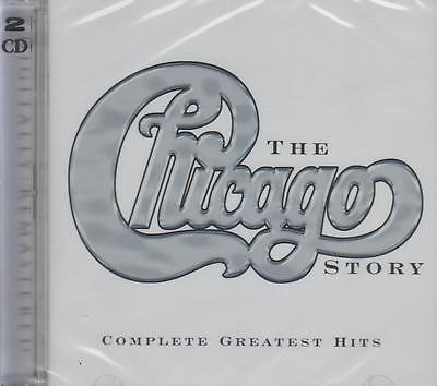 Chicago Story : The Complete Greatest Hits NEW Chicago 2 CD's SHIPS NOW !