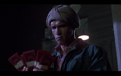 Total Recall - Federal Colony of Mars 5