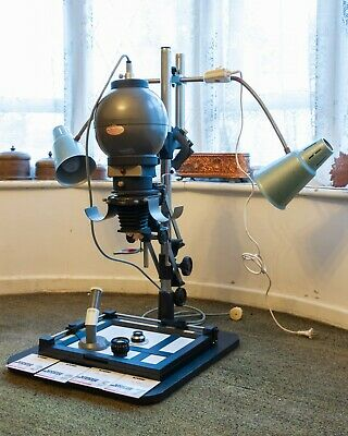Complete B&W Dark Room Set inc. Photographic Enlarger