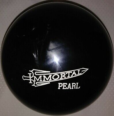 Visionary Immortal Pearl 16Lb New Old Stock Rare Vintage Bowling Ball Diff .078