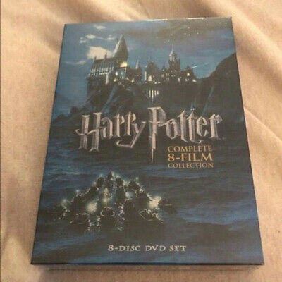 Harry Potter Complete 8-Film Collection (DVD, 2011, 8-Disc Set) NEW!!!