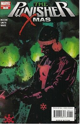 The Punisher X-mas Special  #1 Marvel Comics 2007