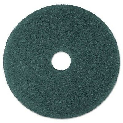 3M Cleaner Floor Pad 5300, 48cm , Blue - five pads.. Free Delivery