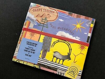 Paul McCartney - Egypt Station (Brand New CD) Limited Edition Concertina CD New