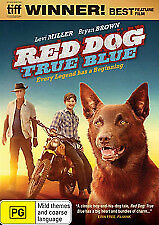 Red Dog - True Blue (DVD, 2017)