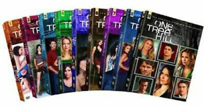 One Tree Hill: The Complete Series Seasons 1-9 DVD Bundle Set Brand Seal New