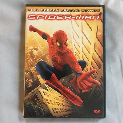 Spider-Man (Full Screen Special Edition) - 2 DVD Edition - Insert Included
