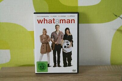 What A Man - DVD (2012)