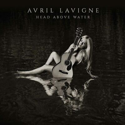 AVRIL LAVIGNE HEAD ABOVE WATER CD (Released February 15th 2019)