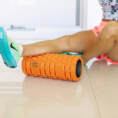 Foam Roller Deep Tissue Massage Exercise Trigger Point Grid Physio High Density