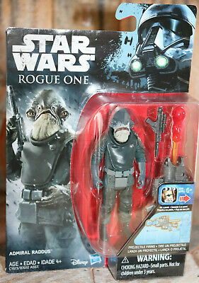 Admiral Raddus Star Wars The Rogue One Collection 2017 box