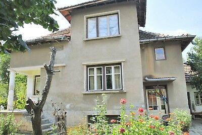 Huge Two Level Bulgarian House For sale Villa House Property Home in Bulgaria