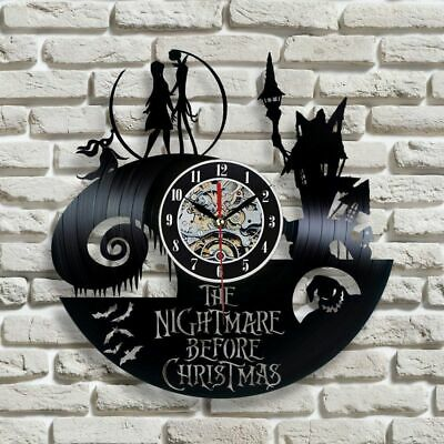 Needle Antique Style Wall Clocks 30cm 500g 3mm Single Face Clock For Home Decors