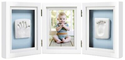 Pearhead Babyprints Deluxe Desk Frame, White. Pear Head. Shipping is Free
