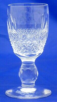 """A Waterford Crystal 'colleen' 3¼"""" Liqueur Glass"""