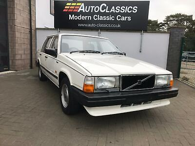 Volvo 740 GL Auto 5,000 Miles from new